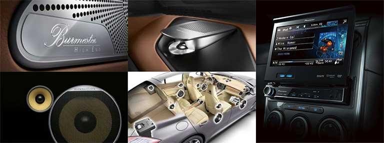 Custom Car Stereo Sound Systems Miami, Fl